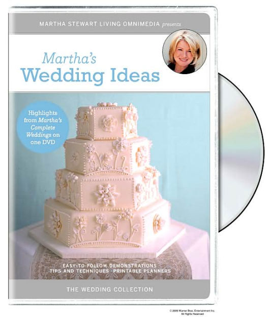 Martha Stewart Weddings Logo