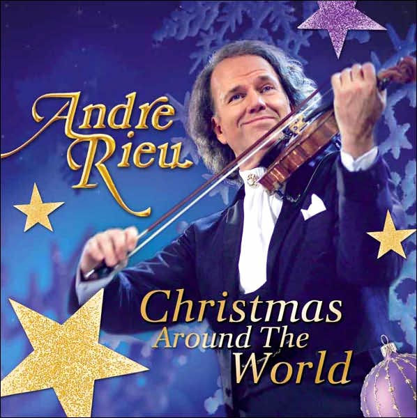 Christmas Around The World By Andr Rieu 795041761927