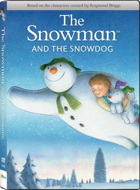 The Snowman And The Snowdog By Hilary Audus Hilary Audus