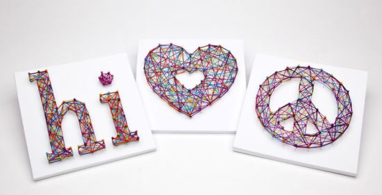 Craft Tastic String Art Kit