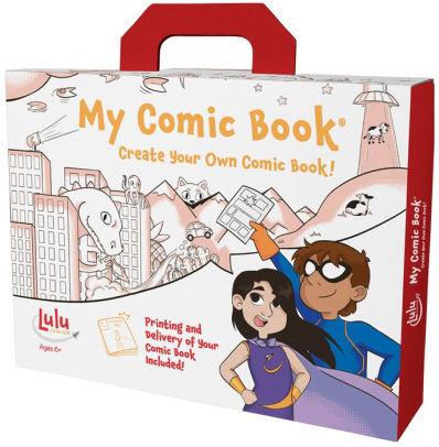 my comic book create