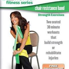 30 Minute Chair Workout For Seniors Baby Tailgate Susan Tuttle S In Home Fitness Resistance Band Strength Exercises