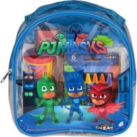 PJ Masks Coloring and Activity Backpack | 884920213012 ...