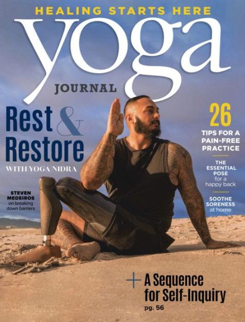 Yoga Journal - One Year Subscription | 2000003285921 | Print Magazine | Barnes & Noble®
