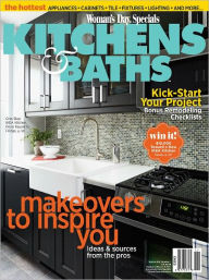kitchen magazines square island special issues bath makeovers barnes noble title kitchens baths author hearst