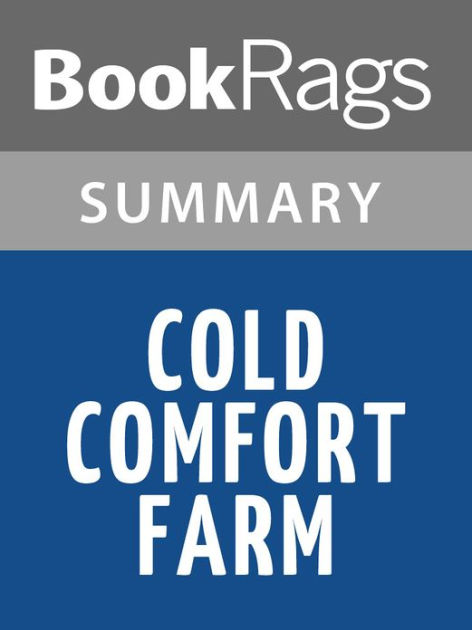 Cold Comfort Farm By Stella Gibbons L Summary & Study