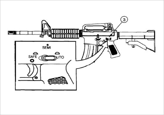 TECHNICAL MANUAL For RIFLE, 5.56MM, M16A2 W/E, RIFLE, 5