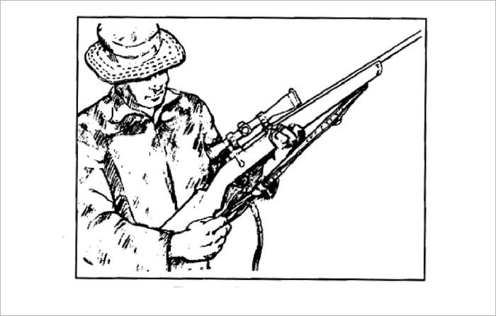 SNIPER TRAINING MANUAL by www.survivalebooks.com, D