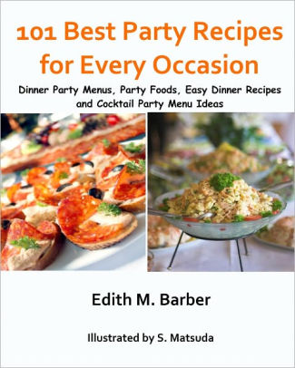 101 best party recipes