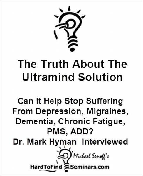 The Truth About The Ultramind Solution: Can It Help Stop