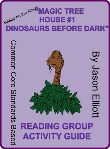 Magic Tree House Dinosaurs Dark