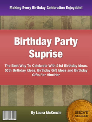 birthday party suprise the