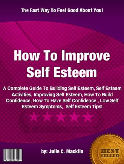 Areas Improvement Self Confidence