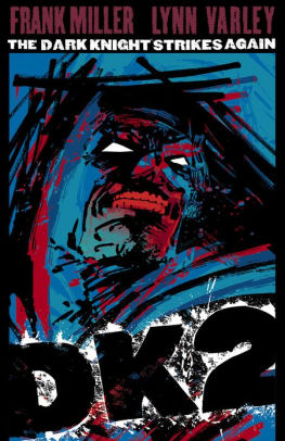 The Dark Knight Strikes Again : knight, strikes, again, Batman:, Knight, Strikes, Again, (NOOK, Comics, View), Frank, Miller, (eBook), Barnes, Noble®