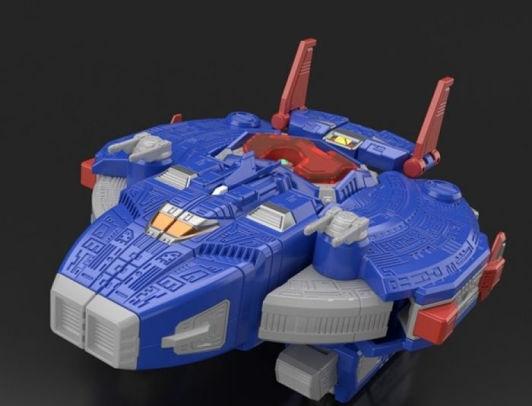 Astro Megazord OR Delta Megazord