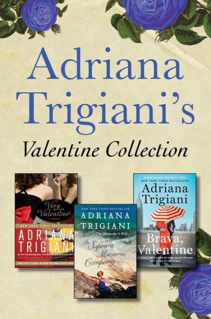 Adriana Trigianis Valentine Collection Very Valentine
