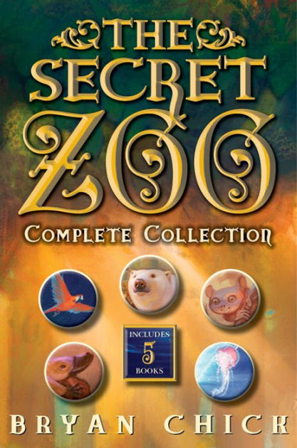 The Secret Zoo Complete Collection The Secret Zoo