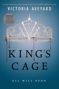 King's Cage (B&N Exclusive Edition) (Red Queen Series #3)