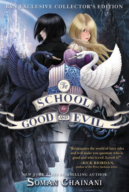 Image result for the school of good and evil