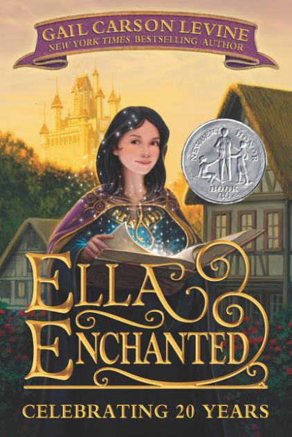 Image result for ella enchanted book cover
