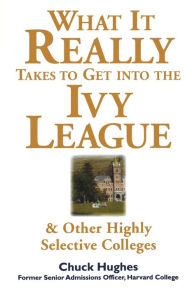 Image result for what it really takes to get into the ivy league