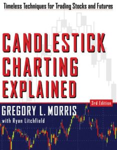 Candlestick charting explained timeless techniques for trading stocks and sutures edition by greg  morris paperback barnes also rh barnesandnoble