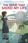 Title: The War That Saved My Life, Author: Kimberly Brubaker Bradley