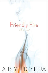 book cover for Friendly Fire