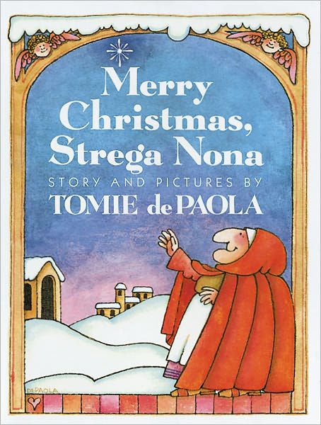 Merry Christmas Strega Nona By Tomie Depaola Paperback