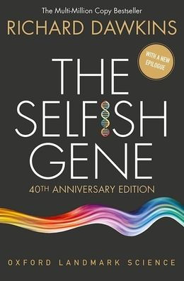 the selfish gene 40th