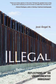 book cover for Illegal