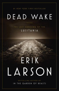 book cover for Dead Wake
