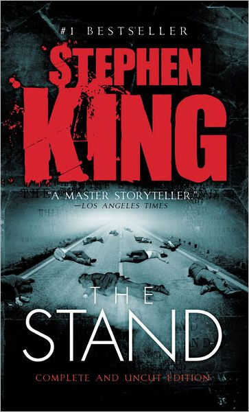 The Stand by Stephen King Paperback  Barnes  Noble