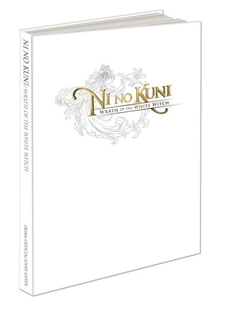 Ni No Kuni: Wrath of the White Witch: Prima Official Game