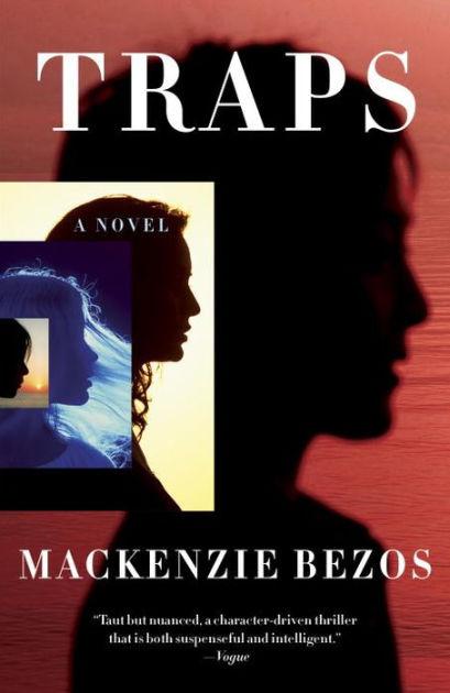 Traps By MacKenzie Bezos Hardcover Barnes Amp Noble