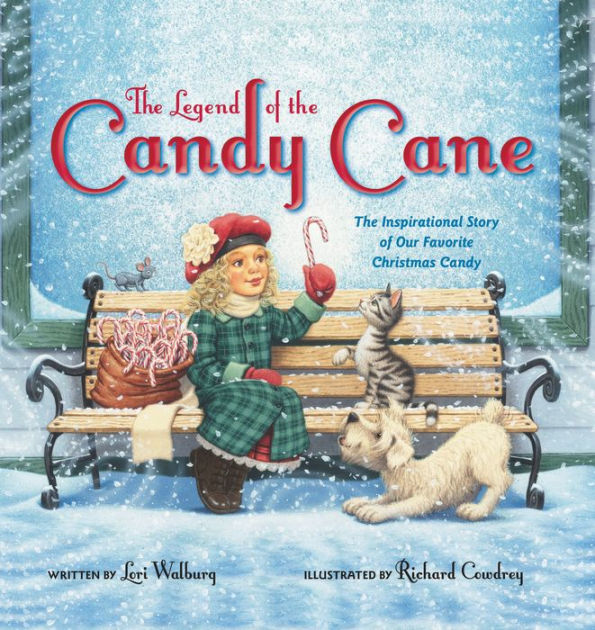 image result for the legend of the candy cane lori walburg - Best Christmas Novels