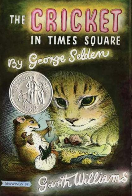 Barnes And Noble Times Square : barnes, noble, times, square, Cricket, Times, Square, George, Selden,, Garth, Williams,, Paperback, Barnes, Noble®