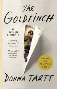 Title: The Goldfinch, Author: Donna Tartt