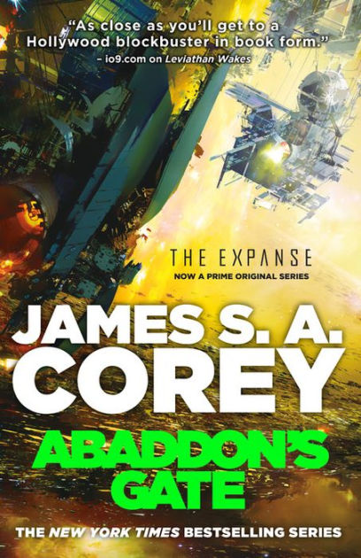 Final Expanse Book : final, expanse, Abaddon's, (Expanse, Series, James, Corey,, Paperback, Barnes, Noble®