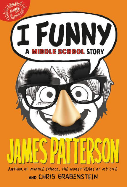 I Funny Series In Order : funny, series, order, Funny:, Middle, School, Story, Funny, Series, James, Patterson,, Chris, Grabenstein,, Laura, Park,, Hardcover, Barnes, Noble®