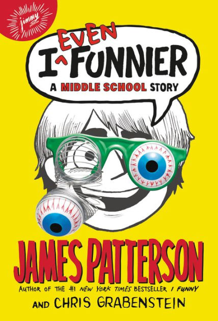 I Funny Series In Order : funny, series, order, Funnier:, Middle, School, Story, Funny, Series, James, Patterson,, Chris, Grabenstein,, Laura, Park,, Paperback, Barnes, Noble®