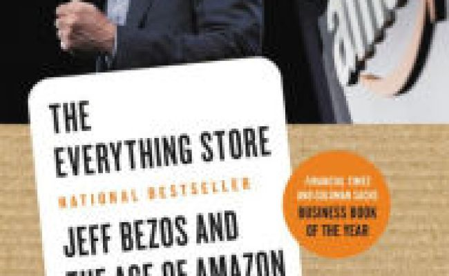 The Everything Store Jeff Bezos And The Age Of Amazon By Brad Stone Paperback Barnes Noble