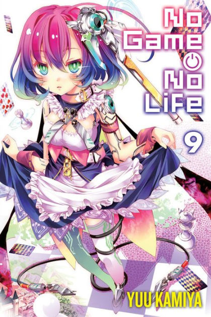 No Game No Life Manga : manga, Life,, (light, Novel), Kamiya,, Paperback, Barnes, Noble®