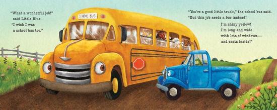 Time for School, Little Blue Truck by Alice Schertle, Jill McElmurry,  Hardcover | Barnes & Noble®