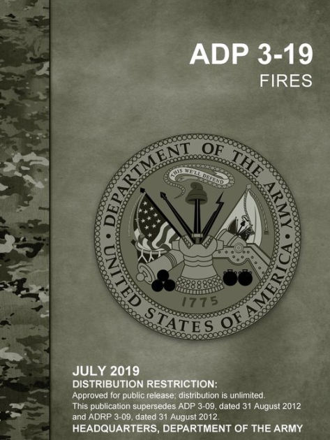 Adp Toys R Us : Fires, 3-19), Headquarters, Department, Army,, Paperback, Barnes, Noble®