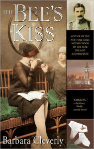 book cover for The Bee's Kiss