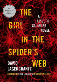 The Girl in the Spider's Web (Millennium Series #4)