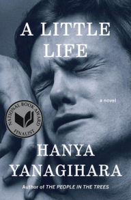 book cover for A Little Life