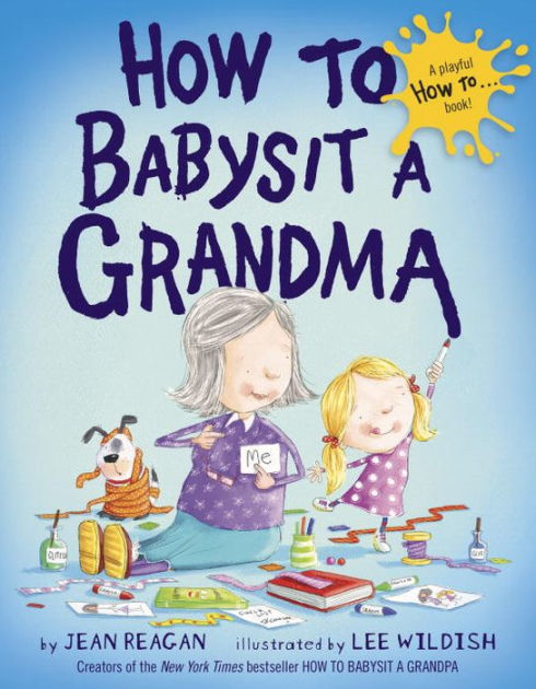 Image result for how to babysit a grandma