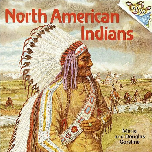 North American Indians By Douglas Gorsline Paperback